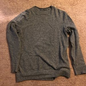 Grey Vince Wool Sweater S great condition